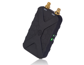 Hard-wired GPS Vehicle Tracker (External GPS/GSM Antennas)
